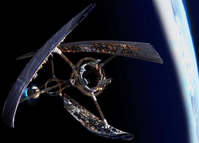 Tàu Không Gian Avalon trong phim điện ảnh Passengers