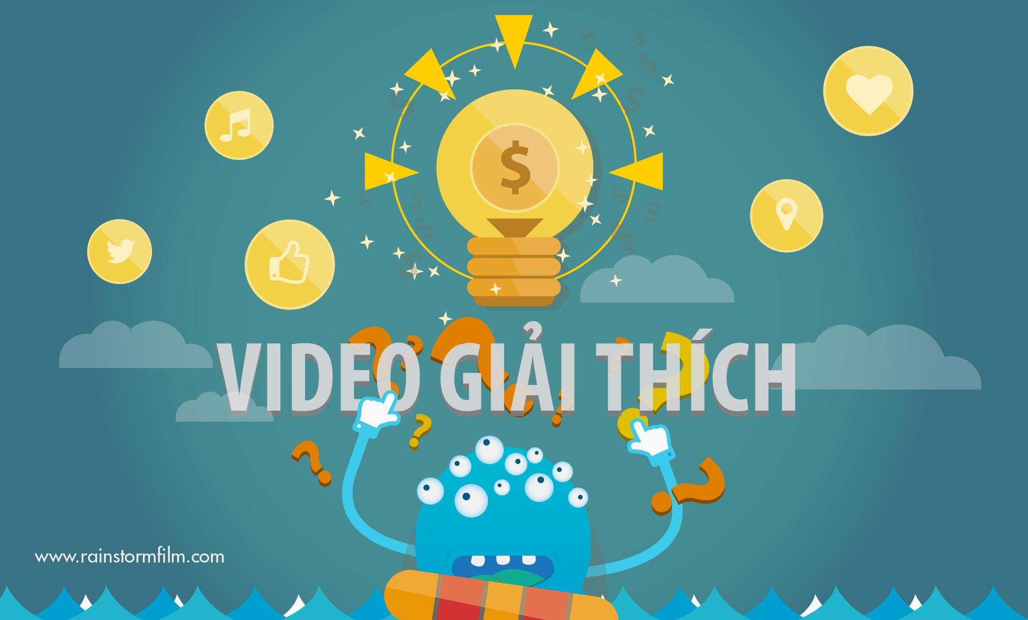 Làm Video Giải Thích - Chọn Công Ty Làm Video Explainer