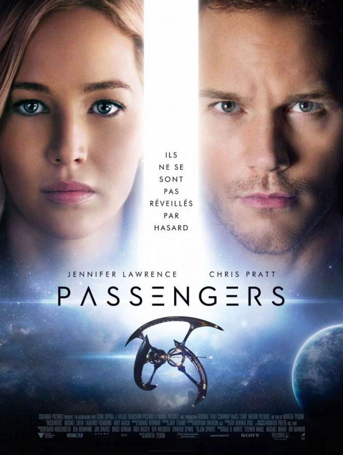 Poster Phim Điện Ảnh Passengers