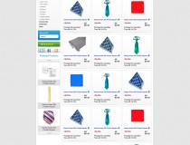 Tie&Cup Ecommerce Design