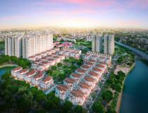 Làm Phim Giới Thiệu 3D Kiến Trúc Cityland Riverside