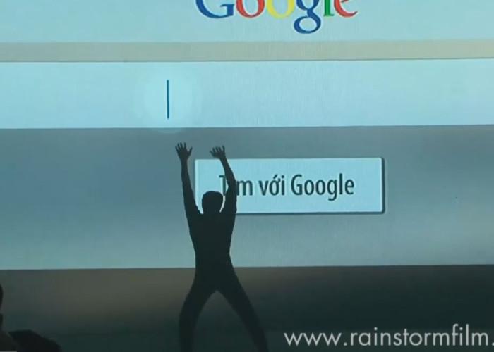 Video Múa Tương Tác 3D Sacombank