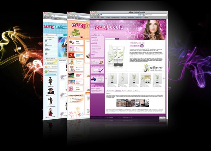 EZStore Web Design