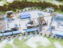 Quang Tri Concrete Factory