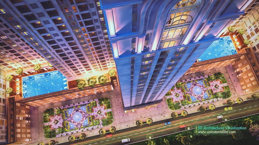 Phối Cảnh 3D Dự Án Căn Hộ Trung Sơn – Hưng Thịnh
