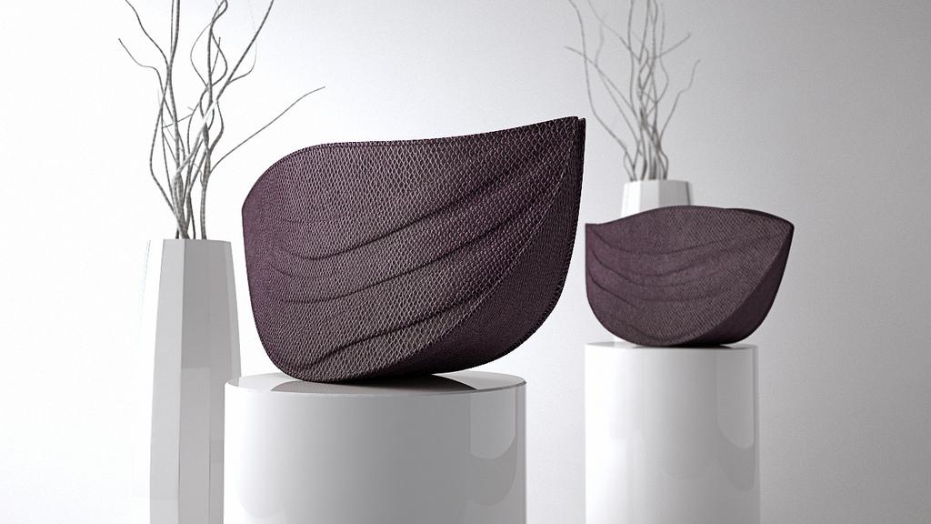 Mô hình 3D thiết kế túi thời trang, khách hàng : Leo