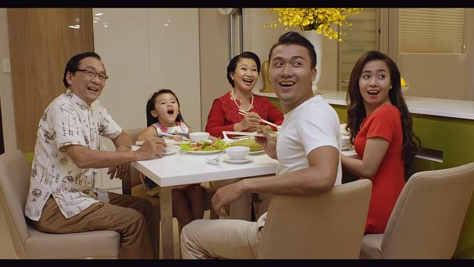 chỉnh màu phim quảng cáo, sau hoàn thiện - tvc production in vietnam