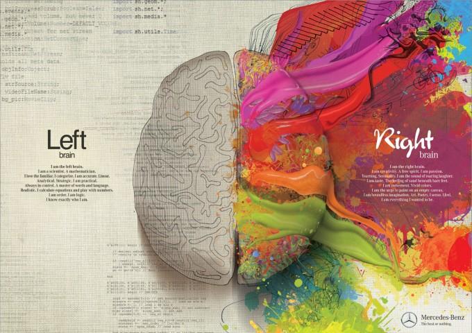Não bộ sáng tạo và logic của Marketer nữ