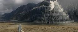 Pháo đài Mina Tirith trong Chúa Tể Những Chiếc Nhẫn