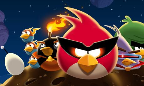 Angry Birds sẽ làm phim hoạt hình 3D