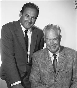Joseph Barbera (24/03/1911 – 18/12/2006) và Bill Hana (14/07/1910 – 22/03/2001) gặp nhau tại Hollywood năm 1937