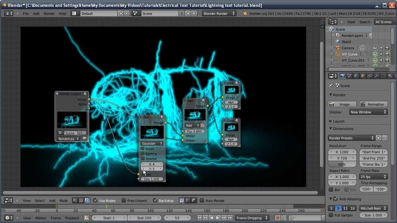 blender-3d-effect