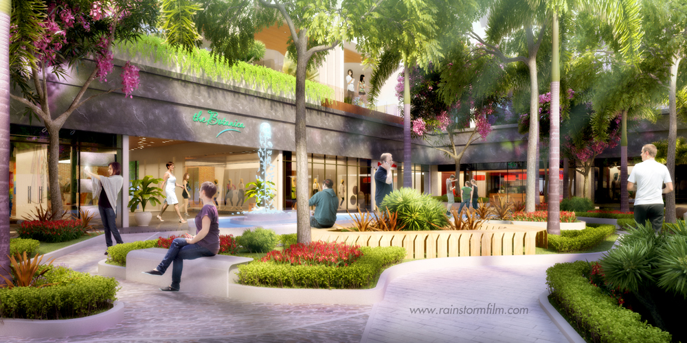 The Botanica – 3D Rendering a Novaland New Development