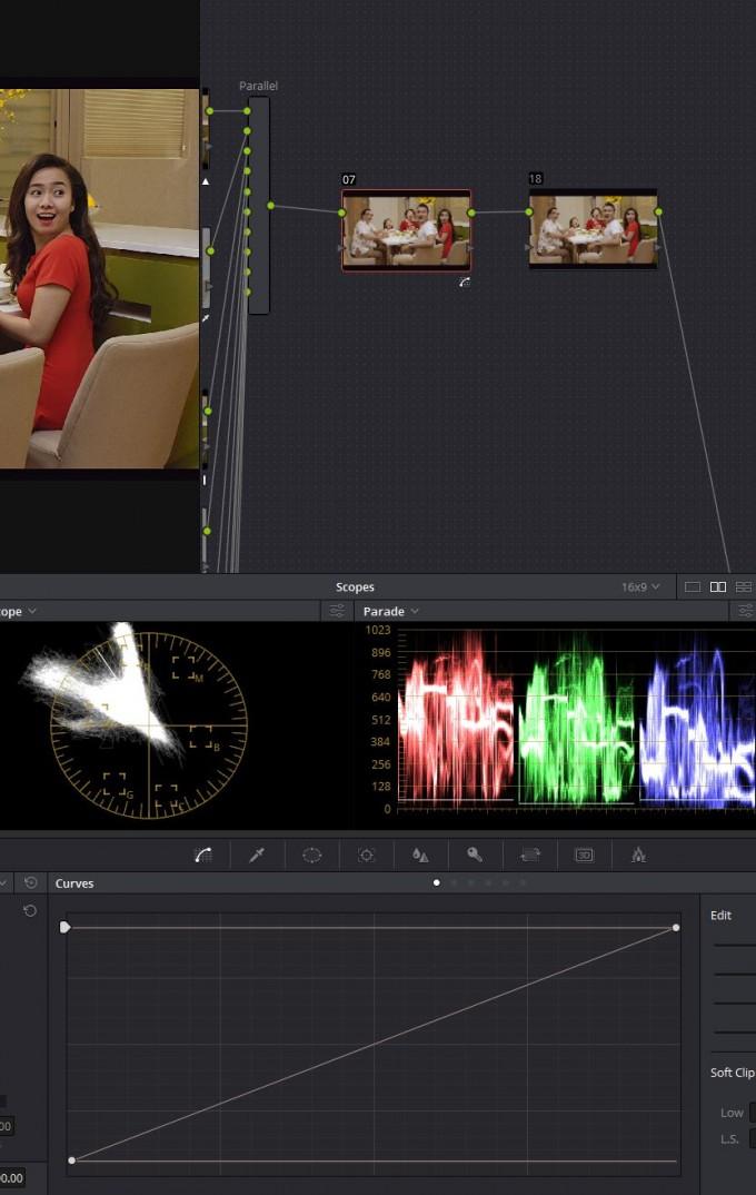 Color Grading Làm Phim Quảng Cáo TVC