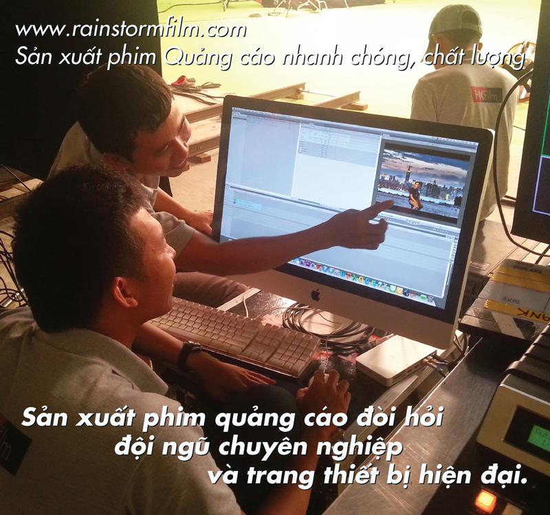 cty sản xuất clip quảng cáo