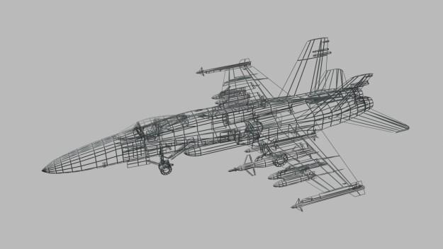 Mô phỏng 3D quân sự