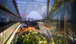 tòa nhà Sandcrawler nơi ILM mở rộng mới tại Singapore