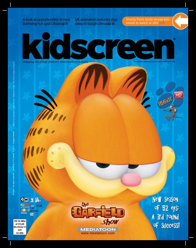 kidscreen 2014 và nội dung truyền hình số