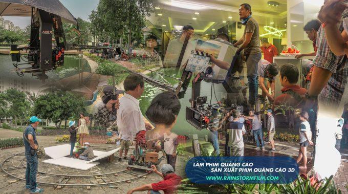 Rainstorm Film là công ty làm phim quảng cáo tại thành phố Hồ Chí Minh, chuyên về thiết kế tổ chức sản xuất làm phim quảng cáo và phim hoạt hình 3D.