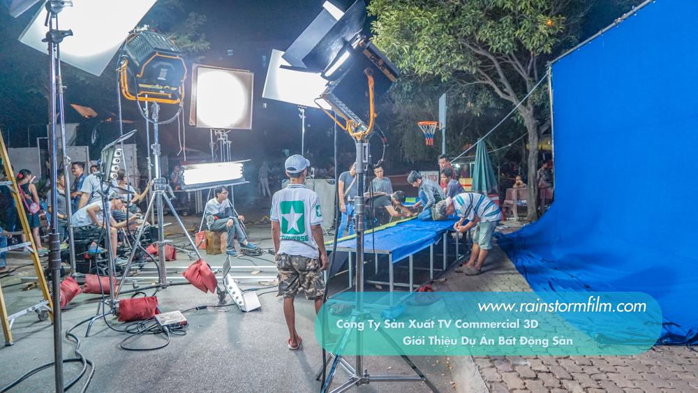 Sản Xuất TVC 3D Giới Thiệu Bất Động Sản Rivera Park Sài Gòn