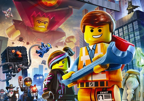 The Lego Movie Với Thế Giới Số