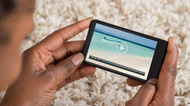 native video trong làm phim quảng cáo