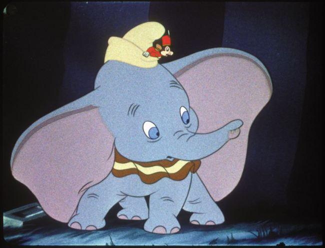 Film: Dumbo.    (1941).