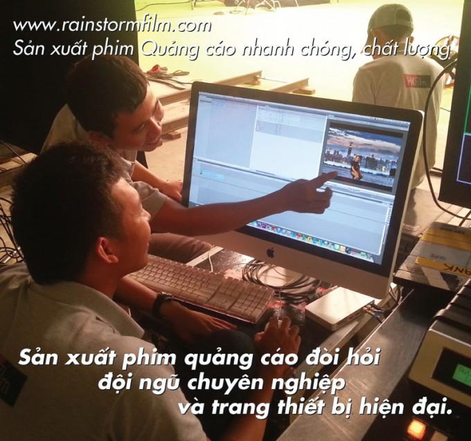 sản xuất clip viral chuyên nghiệp