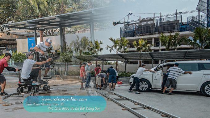 làm phim quảng cáo tại thành phố Hồ Chí Minh