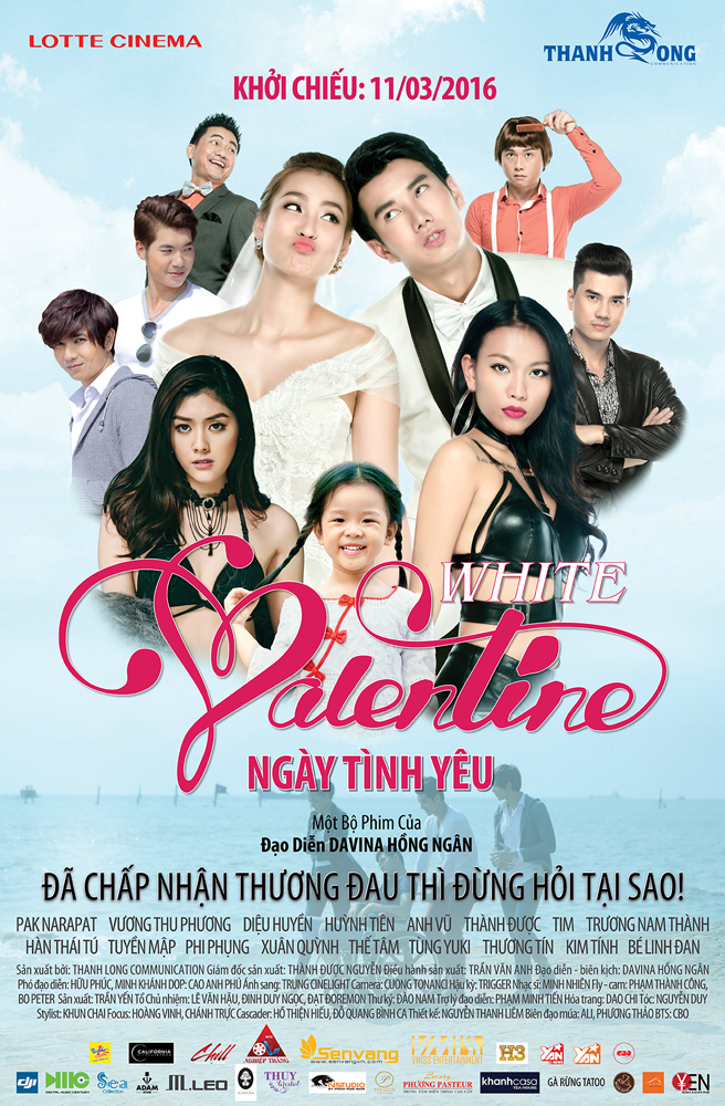 Công Ty Thiết Kế Quảng Cáo Poster Phim Điện Ảnh White Valentine