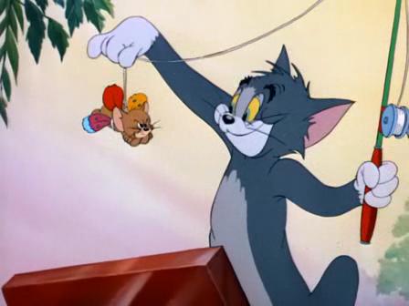 Tom và Jerry phim hoạt hình - Rainstorm Film