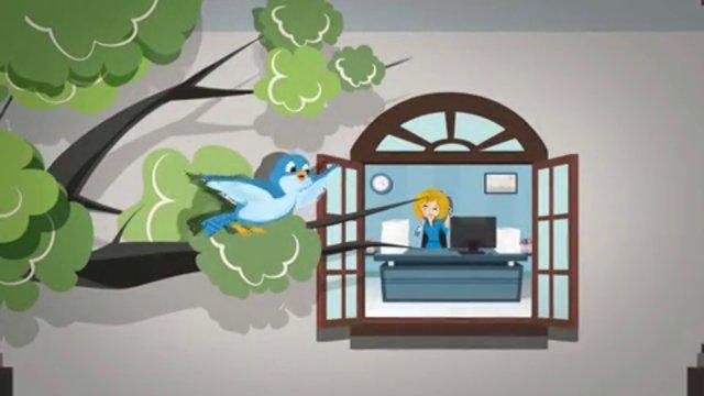 Twitter video marketing . Rainstorm Film