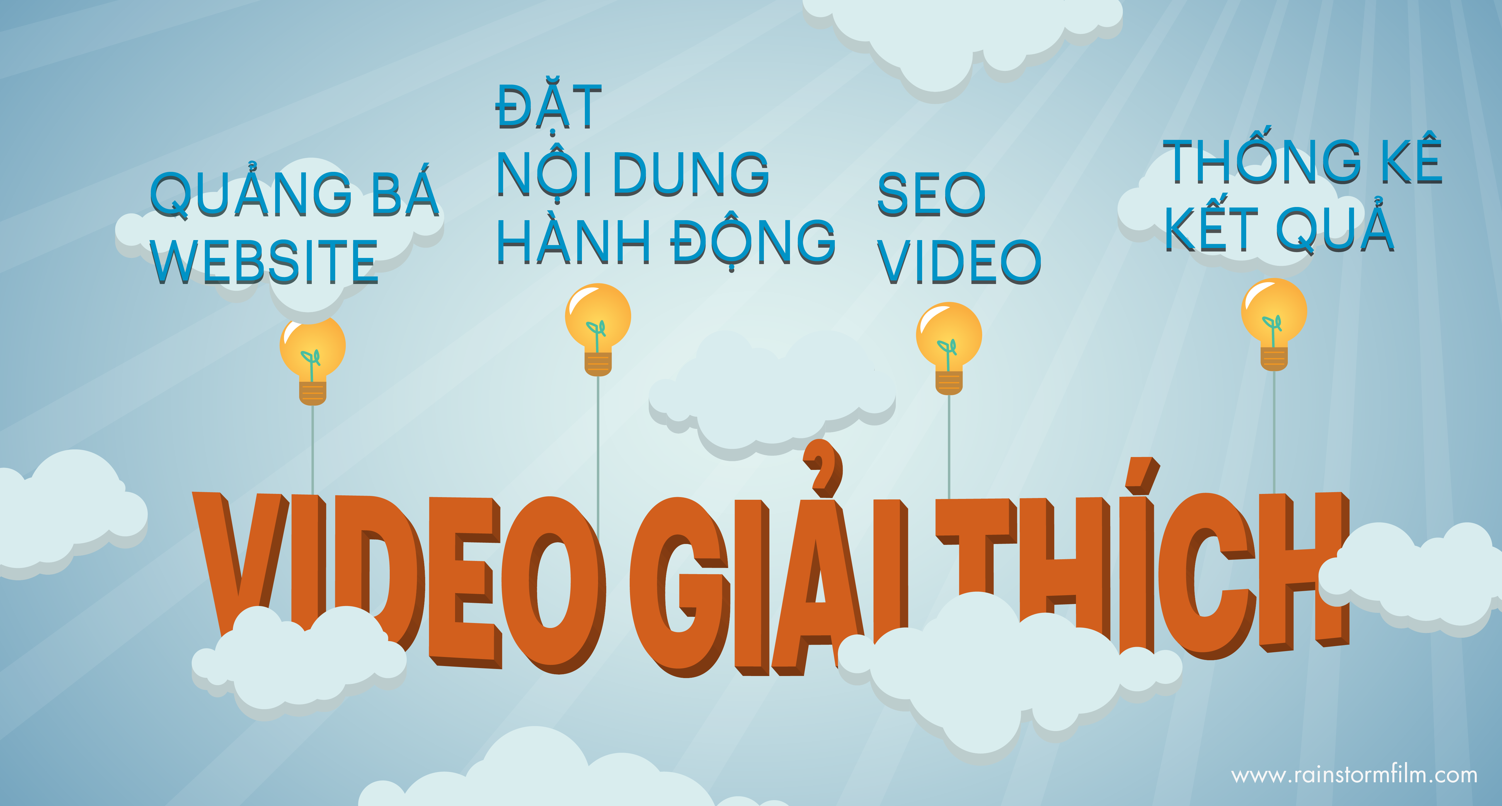 Video giải thích explainer - Rainstorm Film