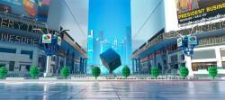 thành phố Brickburg trong The Lego Movie